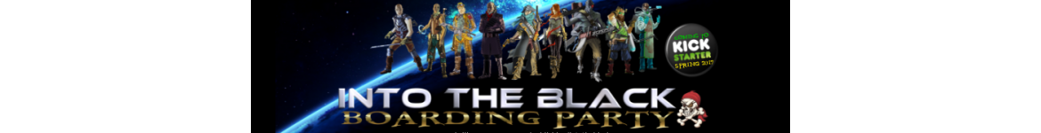 Into the Black: Boarding Party