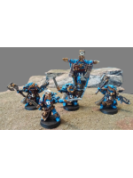 Ultramarine Honor Guard with Marneus Calgar