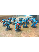 Ultramarine Assault Squad