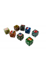 Field Marshal Games WW1 COMBAT DICE SET