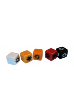 Threat Level Dice (Individual Extra Dice)