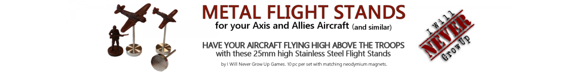 Metal Flight Stands Accessory