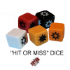 THREAT LEVEL DICE
