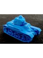 3D Printed French R35 Light Tank