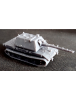 3D Printed German E100 Maus Super Heavy Tank