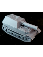 3D Printed German Elefant Heavy Tank