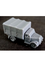 3D Printed German Opel Blitz Truck (Covered)