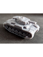 3D Printed German Panzer II Ausf C Light Tank