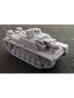 3D Printed German StuG III Tank Destroyer