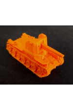 3D Printed Japanese Ho-Ni SPG (discontinued)