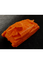 3D Printed Japanese Type 95 Heavy Tank