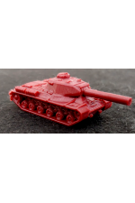 3D Printed Russian IS2 Late War Heavy Tank