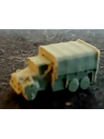 3D Printed US 2-1/2 ton 6x6 Truck (Covered)