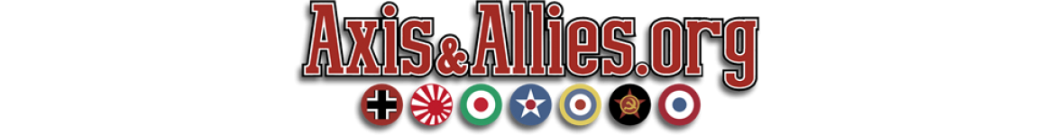 Axis & Allies Community Forum
